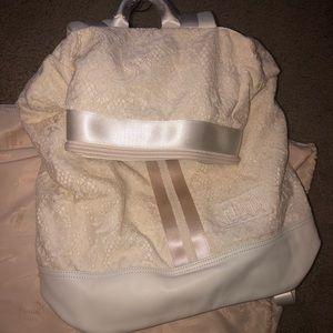 Fenty puma lace roll down backpack